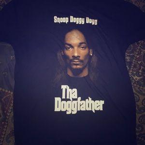 Snoop Dogg Tha Doggfather T-shirt